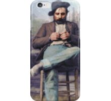 "Harvey Logan--""the fastest gun in the West"" iPhone Case/Skin"