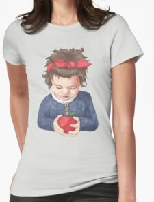 Little Snow White Womens Fitted T-Shirt
