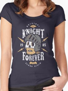 Knight Forever Women's Fitted Scoop T-Shirt