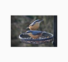 Nuthatches love sunflower seed hearts Classic T-Shirt
