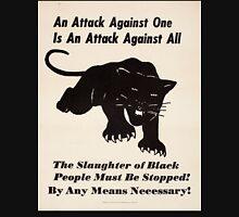 Black panther poster Unisex T-Shirt