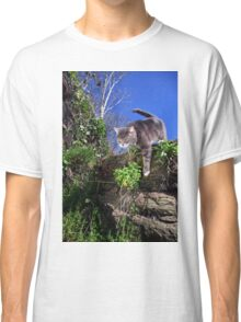 Hunting cat Classic T-Shirt