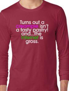 Creampie? Long Sleeve T-Shirt