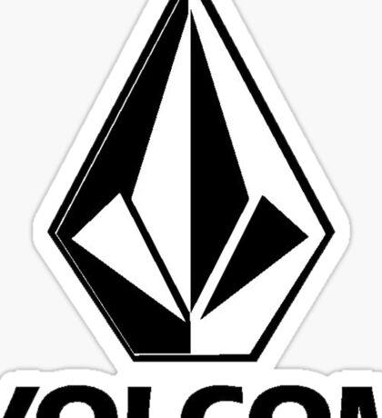 Volcom logo Sticker