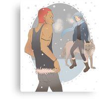 Inazuma Eleven  Canvas Print