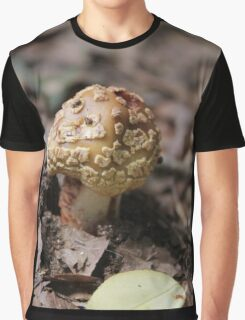 mushrooms in the forest Graphic T-Shirt