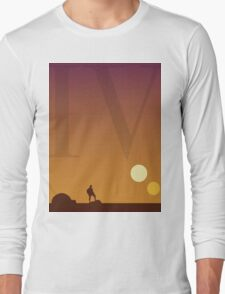 Star Wars Episode 4 Long Sleeve T-Shirt