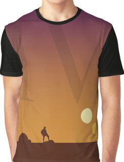 Star Wars Episode 4 Graphic T-Shirt