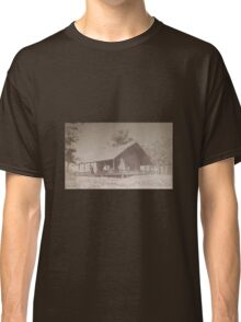 """""""Snarler's""""--an Old West saloon Classic T-Shirt"""