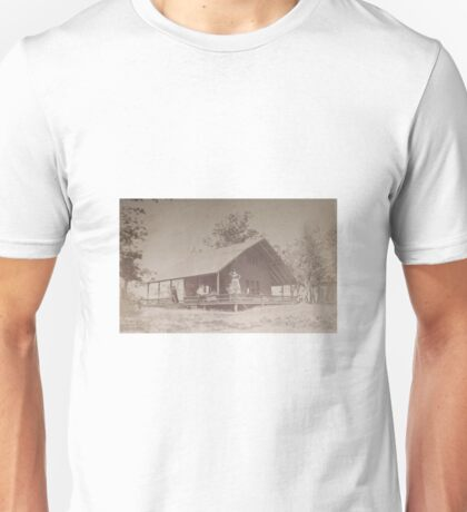"""Snarler's""--an Old West saloon Unisex T-Shirt"