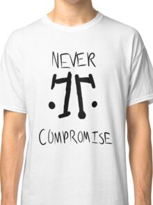Rorschach: Never Compromise Classic T-Shirt