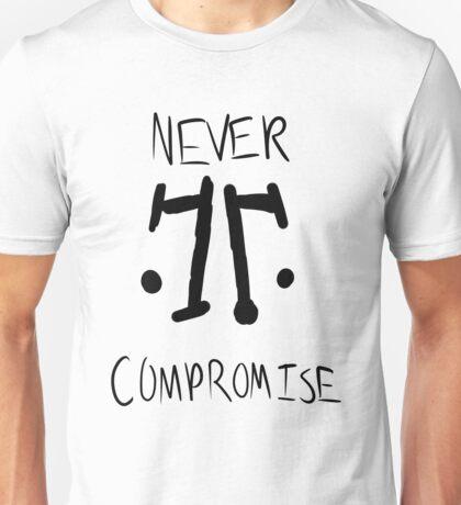 Rorschach: Never Compromise Unisex T-Shirt