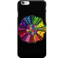 Psychedelic Abstract colourful work 80(part) iPhone Case/Skin