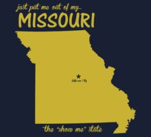 Just Put Me Out of My Missouri by roonilwazlib