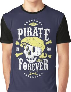 Pirate Forever Graphic T-Shirt