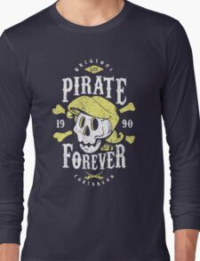 Pirate Forever Long Sleeve T-Shirt