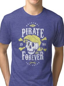 Pirate Forever Tri-blend T-Shirt