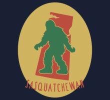 Sasquatchewan One Piece - Long Sleeve