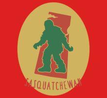 Sasquatchewan One Piece - Short Sleeve