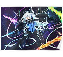 hyperdimension Neptunia 01 Poster