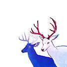 Oh Deer by Carrie Wilbraham