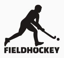 Field hockey Baby Tee