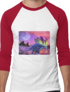 Aurorus Men's Baseball ¾ T-Shirt