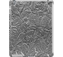 Black & White Leaves iPad Case/Skin