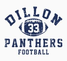 Dillon Football One Piece - Long Sleeve