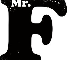 Mr. F by PsychicCatStore