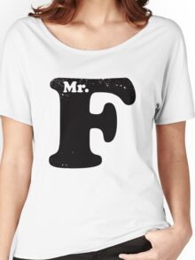 Mr. F Women's Relaxed Fit T-Shirt