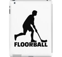 Floorball iPad Case/Skin