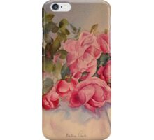 Roses of Picardy iPhone Case/Skin