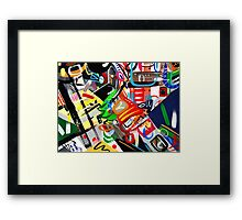 Abstract #20 Framed Print