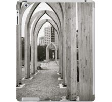 Pathway Arches iPad Case/Skin