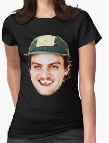 Mac Demarco Head Womens Fitted T-Shirt