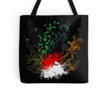Elemental pokèball Tote Bag