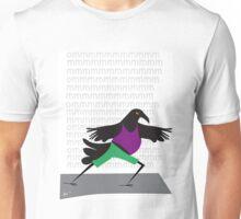 yoga crow Unisex T-Shirt
