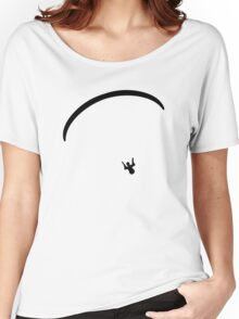 Paragliding Women's Relaxed Fit T-Shirt