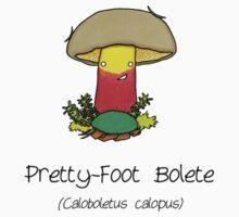 Pretty-Foot Bolete Kids Clothes