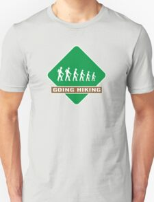 Family Hiking Sign T-Shirt