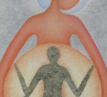 The Birthing Sticker