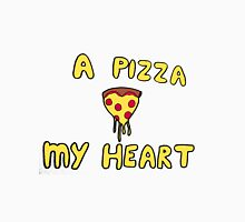 A pizza my heart Unisex T-Shirt