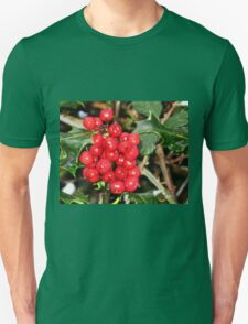 Here's Holly Where's Ivy T-Shirt