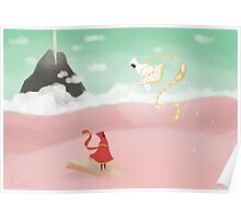 Journey ps3 Poster