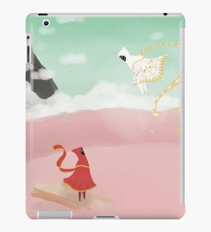 Journey ps3 iPad Case/Skin