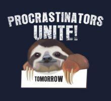 Procrastinators unite One Piece - Long Sleeve