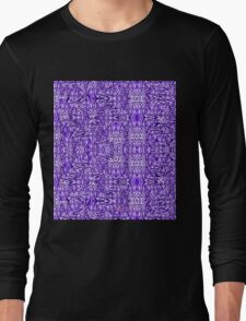 Purple Magic Carpet Long Sleeve T-Shirt