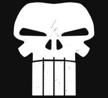 LAZY COSPLAY: Punisher War Zone 92' by PickledGenius