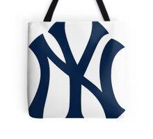 Yankees Logo Tote Bag